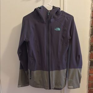 Women's The North Face Bashie Rain Jacket Size XS